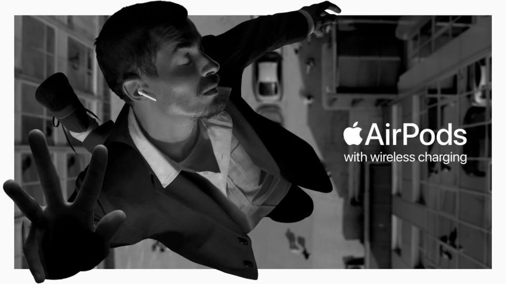 Apple Bounce Short Film AirPods with Wireless Charging