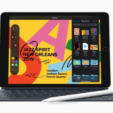 Apple New iPad New Seventh Generation