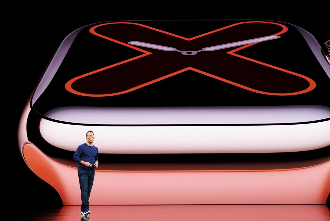 Apple Watch Series 5 announcement keynote