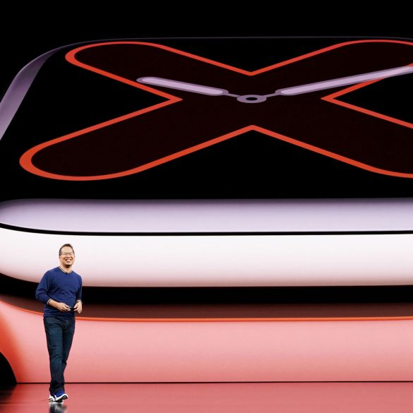 Apple Watch Series 5 announcement keynote