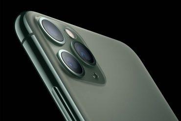 Apple iPhone 11 Pro Matte Glass Back