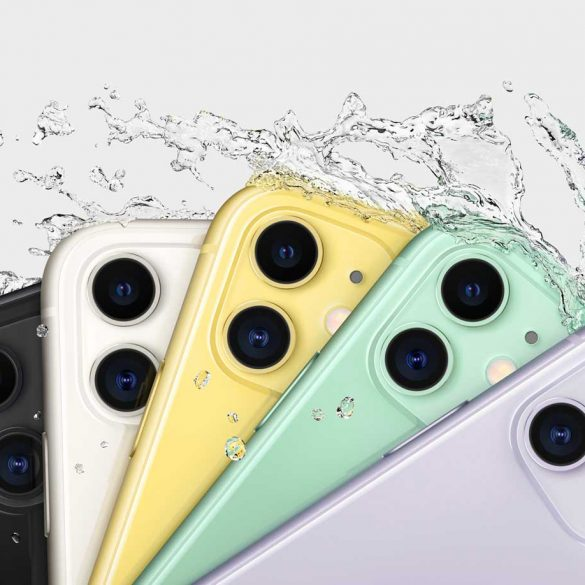 Apple iphone 11 water resistant