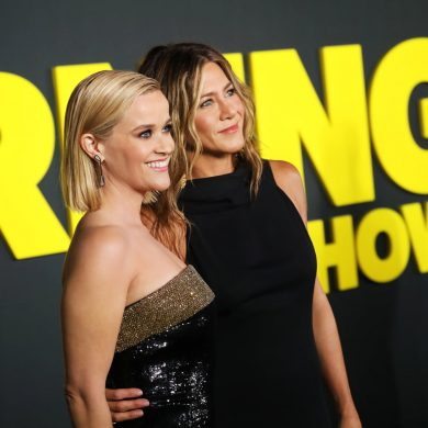 Apple The Morning Show Premiere Jennifer Aniston Reese Whiterspoon