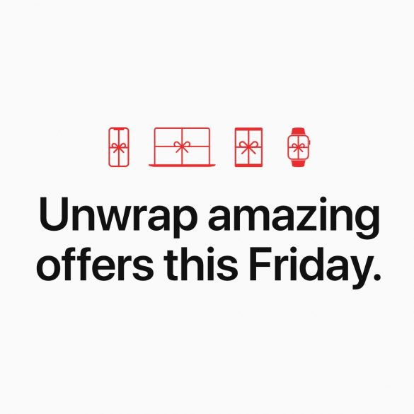 Apple Australia Black Friday Cyber Monday Promotion