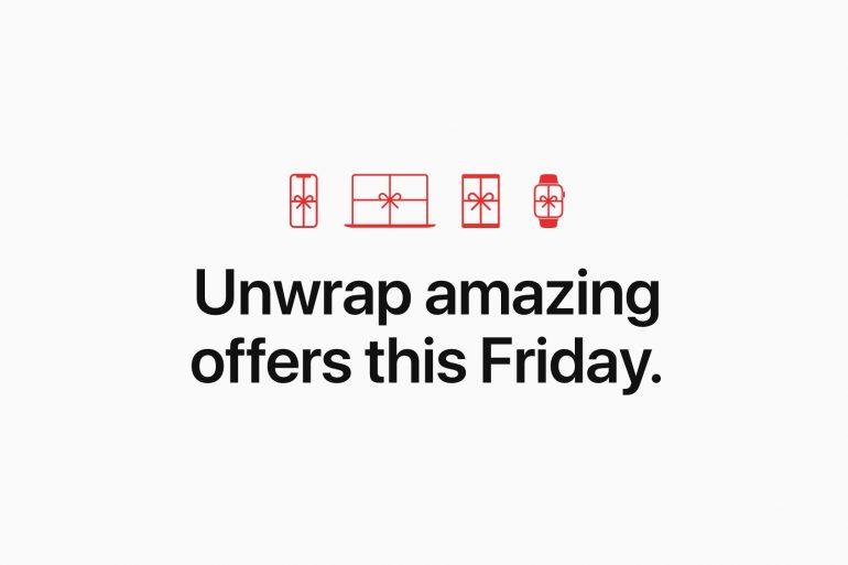 Apple Australia Black Friday Cyber Monday Promotion