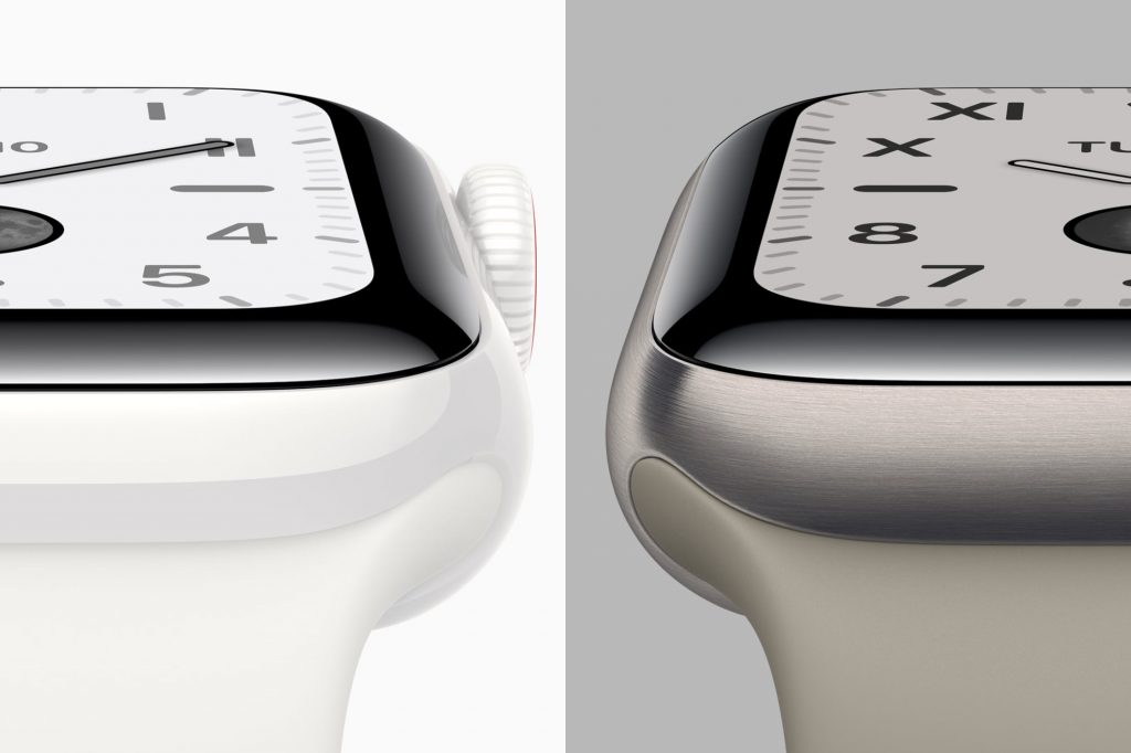 Apple Watch Ceramic vs Titanium