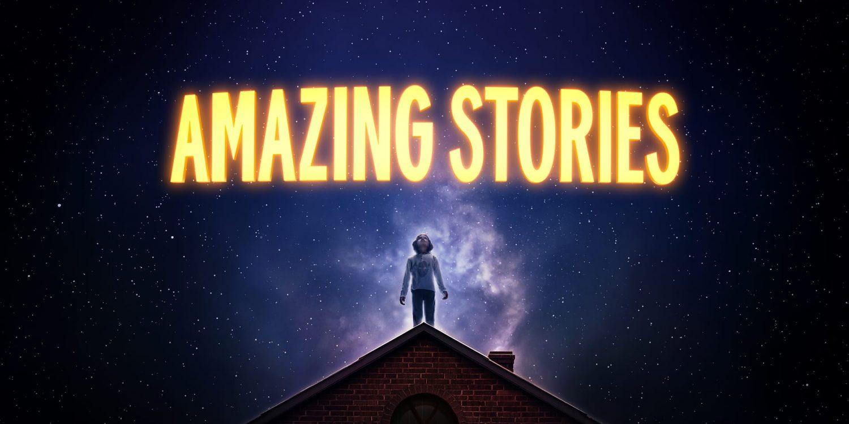 Amazing Stories Apple TV Plus Season one