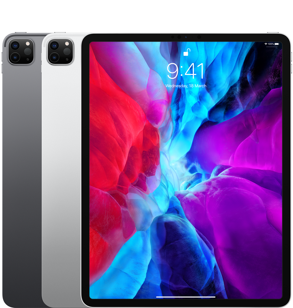 2020 released iPad Pro 12-9-inch