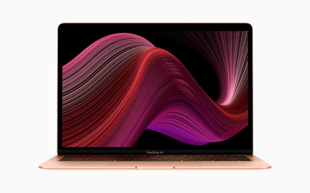 New 2020 MacBook Air
