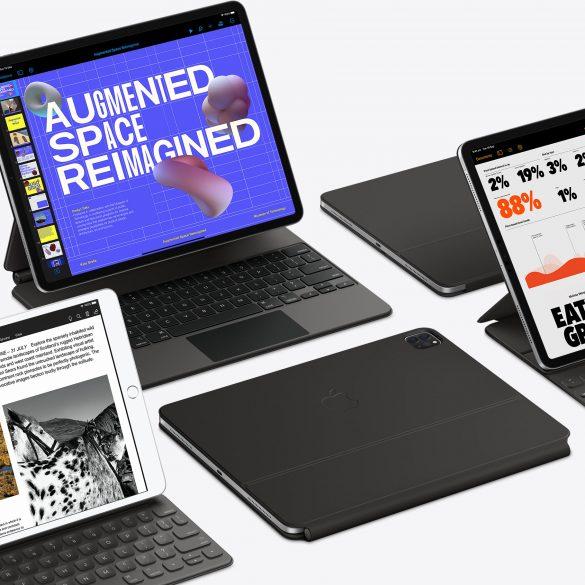 iPad Apple Keyboards including Magic Keyboard with Trackpad