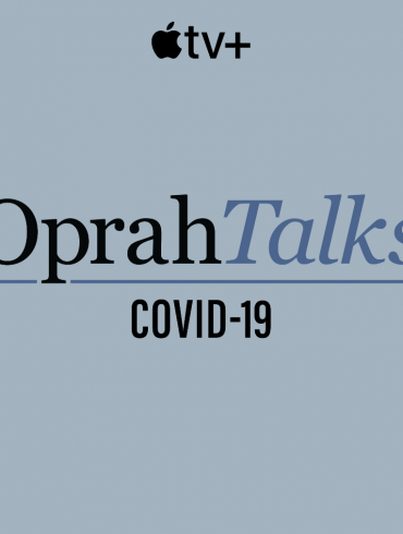 Apple TV Plus Oprah Talks COVID-19