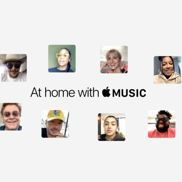 At Home with Apple Music