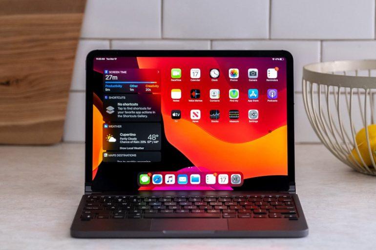 BRYDGE PRO plus Wireless Keyboard with Trackpad