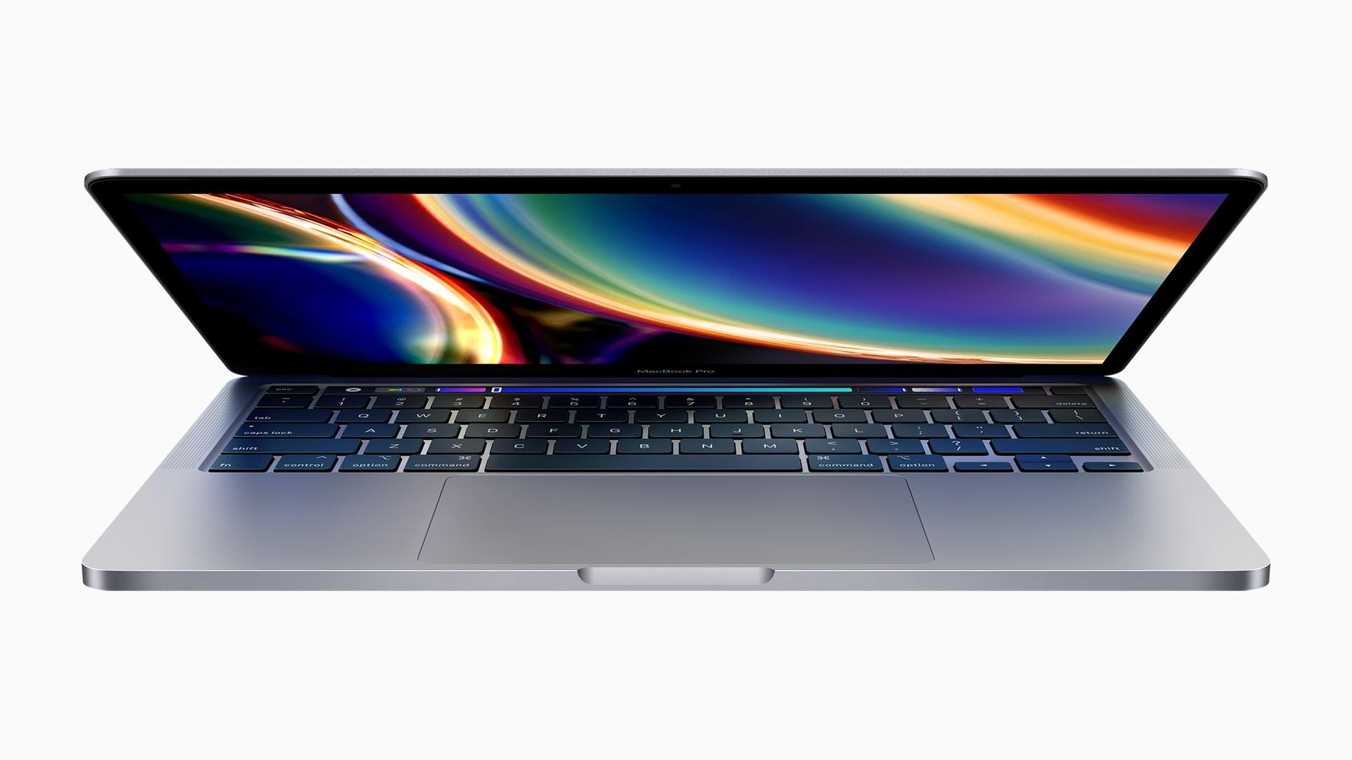 Apple MacBook Pro 13 inch 2020 release