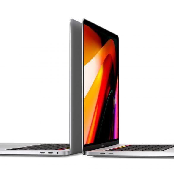 16-inch MacBook Pro Silver