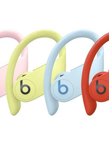 Powerbeats Pro New Colours