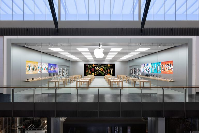 Apple Highpoint Retail Store