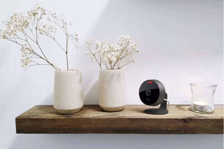 Logic Circle View Home Secure Video Camera