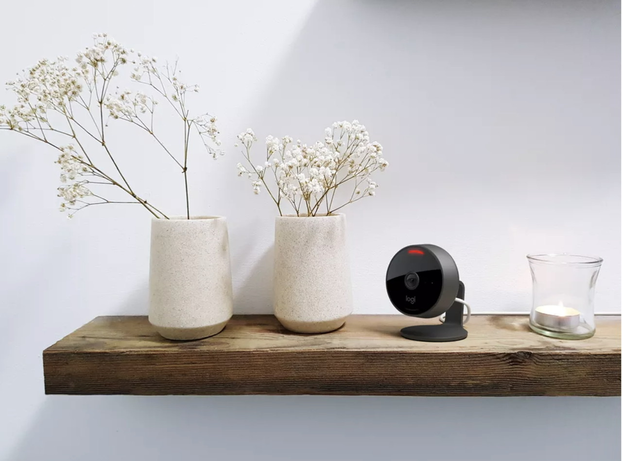 Logic Circle View Home Secure Video Camera