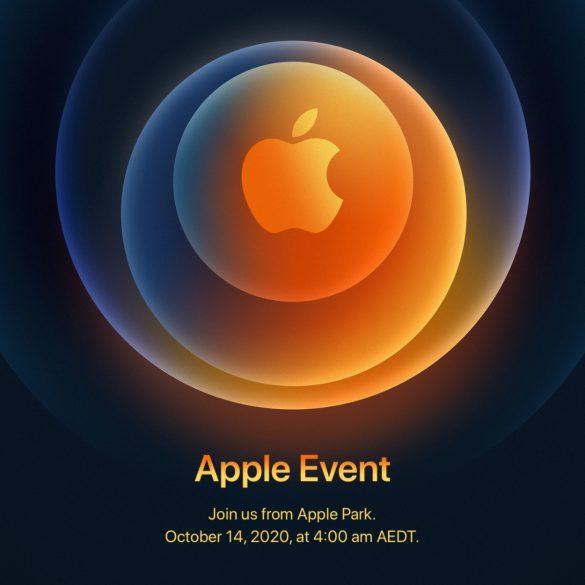 Apple October iPhone Event