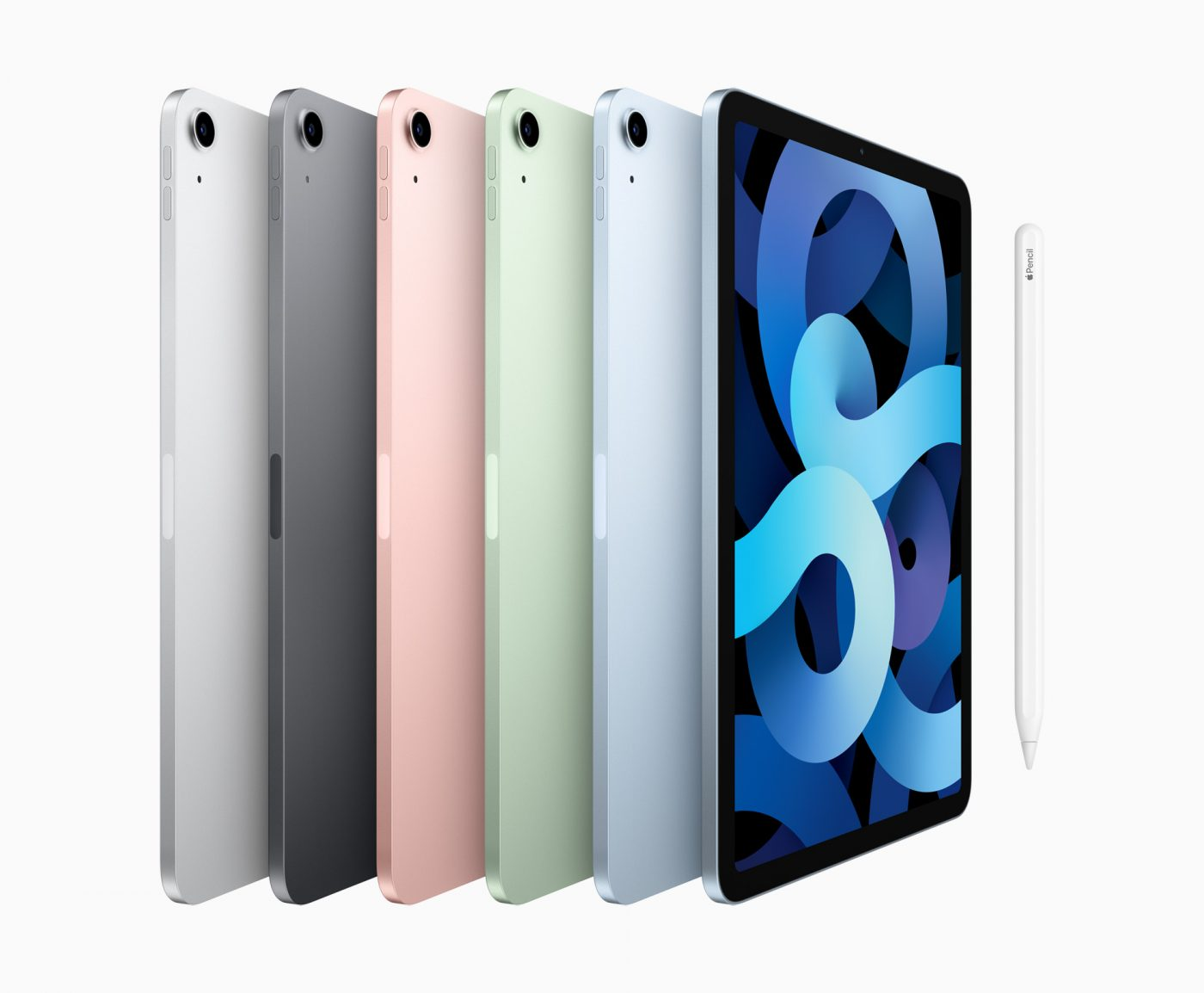 Apple iPad Air 2020 Colours