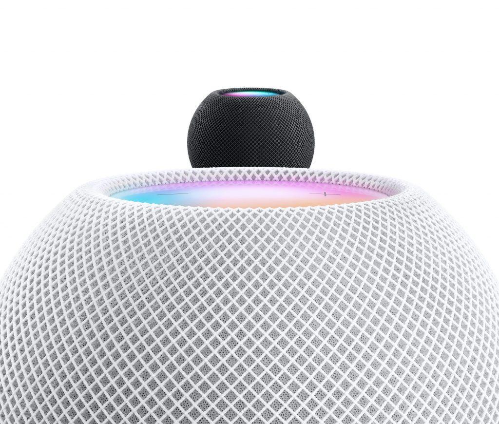Apple HomePod Mini White and Space Grey