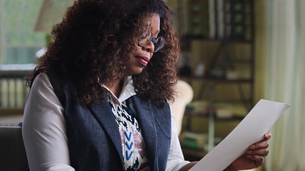 Oprah on Dear Apple TV Plus
