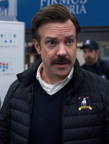 Jason Sudeikis in Ted Lasso season one