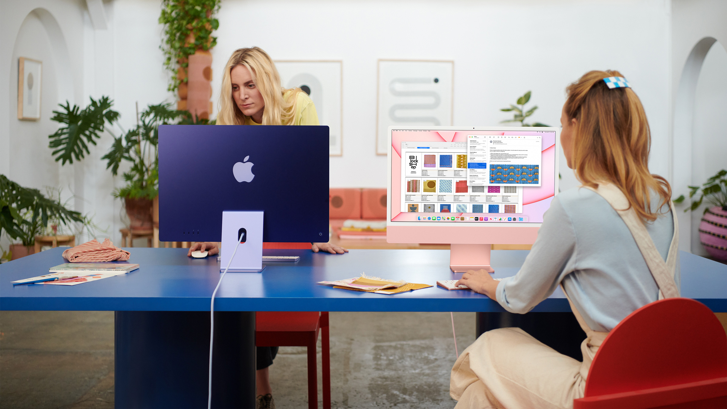 New 24-inch iMac, iPad Pro, and Apple TV 4K now available ...